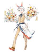 Ai-kon Winterfest by zearyu