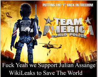 WikiLeaks Support Group by pacsurveys2009