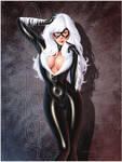 Black Cat by LorenzoDiMauro