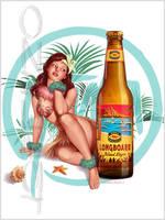 Longboard Beer by LorenzoDiMauro