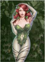 Poison Ivy by LorenzoDiMauro