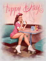 Happy Days by LorenzoDiMauro