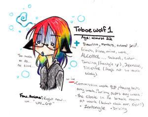 toboewolf1's Profile Picture