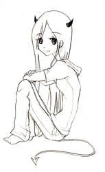 Kichiko by toboewolf1