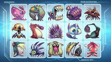 Creature Collection by CreatureBox