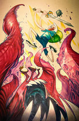 Fistful of Adventure by CreatureBox
