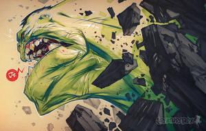 HeroesCon Table AA-816 by CreatureBox