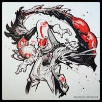 Contagion  by CreatureBox