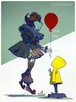 Clowning Around by CreatureBox