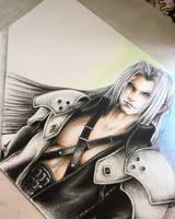 Sephiroth by xoaddictionxo