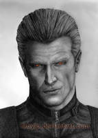 Wesker by FabyLP