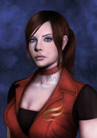 Claire Redfield by FabyLP