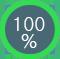 100% by xxNIKICHENxx