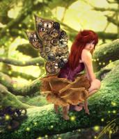 Clockwork Fairy by BKLH362
