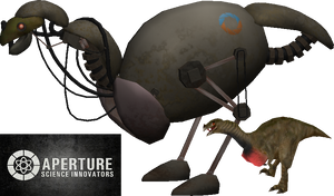 Aperture Science Innovator by Ophious