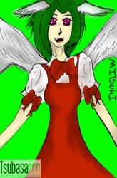 mitsuki :3 by Nightmaric-Art