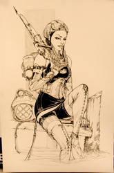 Lady mechankia Dragoncon 2012 by alexkonat