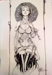Dragoncon lady M by alexkonat