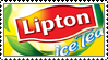 Lipton Ice Tea Stamp by Koto-wari