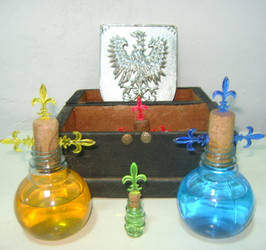 Potion Set by Chaccal