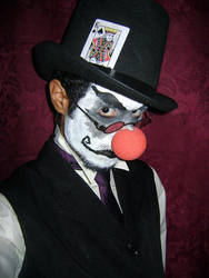 Evil Clown by Chaccal