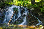 The Kanyon of the waterfalls by Peak032
