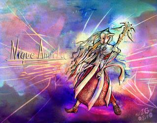 Nique Amrita by Blitzgear-Sin