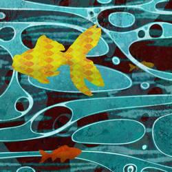 Swimming by InnocenceBurning