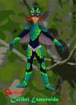 Colibri Esmeralda by LavenderRanger