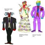 Conjunctiger - Uragiryohono's Super Monsters 1 by LavenderRanger