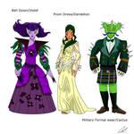 Conjunctiger - Super Monsters 2 by LavenderRanger