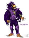 Lechnoid by LavenderRanger