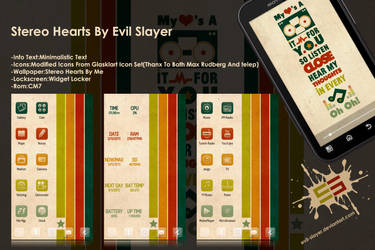 Stereo Hearts by Evil-Slayer