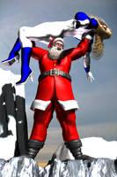 Santa Supreme by robtbo