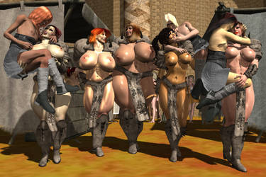 Whores Galore by robtbo