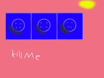 Aut!sm (my first artworks XD lego) by WordplayD