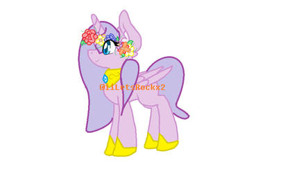Random Pony by iiLetsRockx2