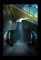 Eskalator by Androgynous23