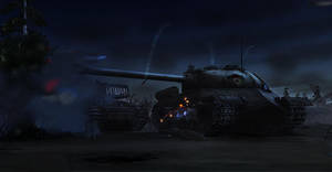 IS-3 Soviet Heavy Tank by A3DR