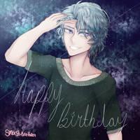 Happy birthday Yaotome Gaku!!!! by smash-brethren
