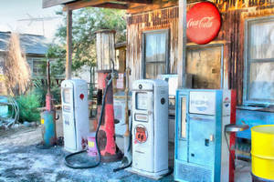 Pump Collection by oldhippieart