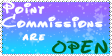 Point Commission Open Stamp by Tsukiiyume