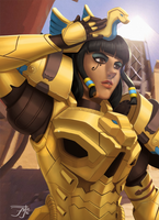 Pharah Asp Skin by Julie-Ju