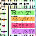 Anasuku Ear Guide by ObsceneBarbie