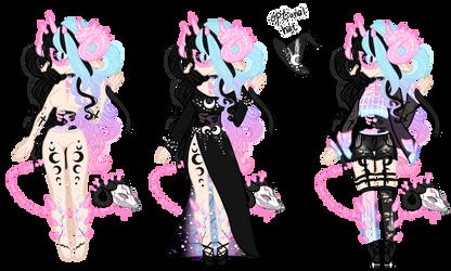 Custom: Xynthii: Xenobaby by ObsceneBarbie
