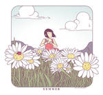 Summer by Rill-Ao