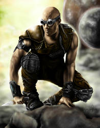 Riddick forever by Slevenv2