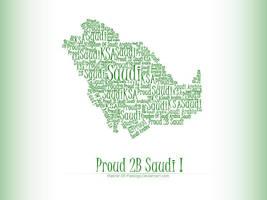 Proud 2B Saudi by aliohali