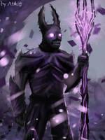 Ectoplasmic Demon by Atik1n