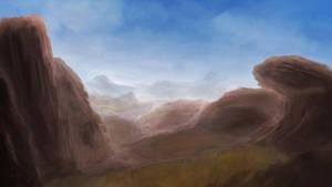 Badlands by Atik1n